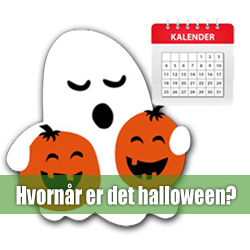 halloween hvornår