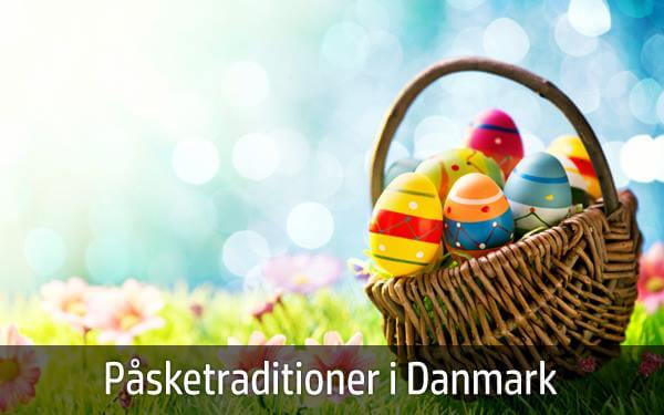 Påsketraditioner i Danmark